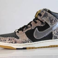 Nike dunk cmft prm qs black sn...