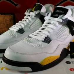 Nike air jordan 4 retro tour y...