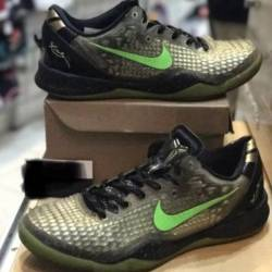Nike kobe 8 ss christmas size ...