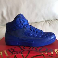 Just don x air jordan 2 - quilted