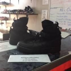Nike sf1 864024-003 triple bla...