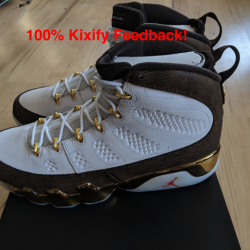 best service 25944 d3759 BUY Air Jordan 9 Melo | Kixify Marketplace