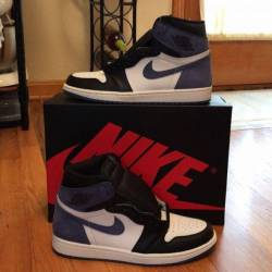Retro 1 blue moon