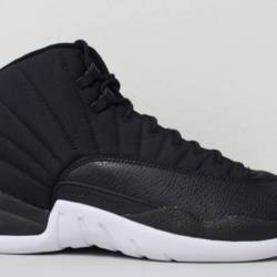 Nike air jordan 12 retro black...
