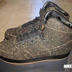 Nike air force 1 high black co...