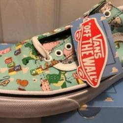 New vans x toy story andy's an...