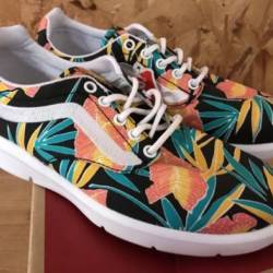 Vans iso 1.5 tropical leaves b...