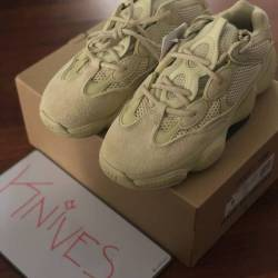 Adidas yeezy 500 supermoon yel...