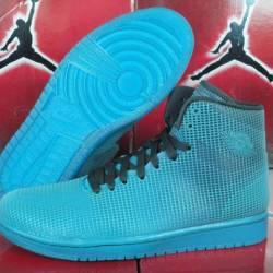 Nike air jordan 4lab1 black-tr...