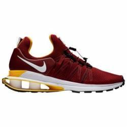 Nike shox gravity team red/whi...