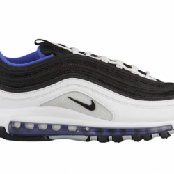 Nike air max 97 white black pe...