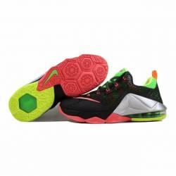 Nike lebron xii 12 low black/m...