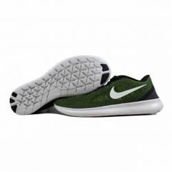 Nike free run anthracite/off w...