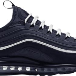 Nike air max 97 blue suede