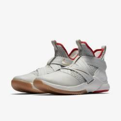 Nike lebron soldier 12 xii whi...