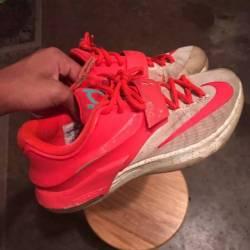 Nike kd 7 egg nog
