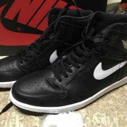 Used mens nike air jordan 1 re...