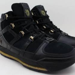 Nike zoom lebron 3 black/metal...
