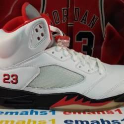 Nike air jordan 5 retro cdp sz...