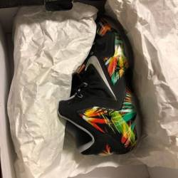 Nike lebron 11 - everglades