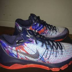 Nike kd 8 - independence day