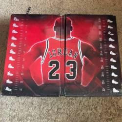 Jordan countdown package
