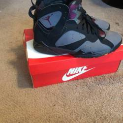 Air jordan retro bordeaux 7