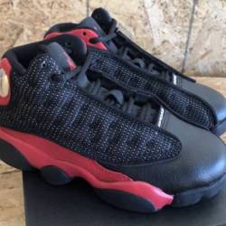 Jordan 13 retro bp black true ...