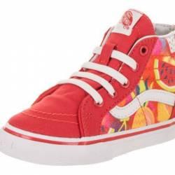 Vans toddlers sk8-hi zip (glit...