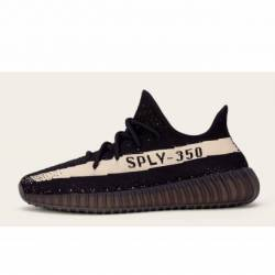 Adidas Yeezy Boost 350 V2 Oreo Black White Me. BY1604