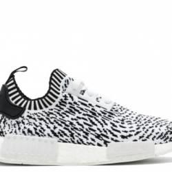 Bz0219-white black adidas nmd