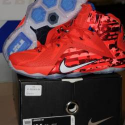 Nike air lebron xii 12 indepen...