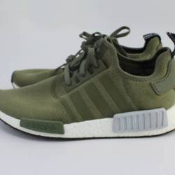 Adidas nmd runner r1 olive