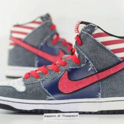 2010 nike dunk sb born in usa ...