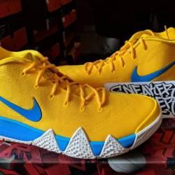 Nike kyrie 4 iv kix amarillo m...
