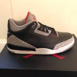 Jordan 3 retro og  'black ce...