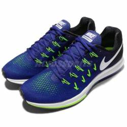 Nike air zoom pegasus 33 blue ...