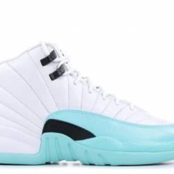 Nike air jordan 12 aqua retro ...