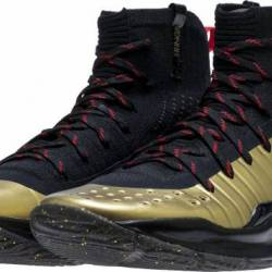Under armour curry 4 gold 25th...