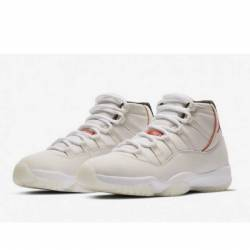 Air jordan 11 retro platinum t...