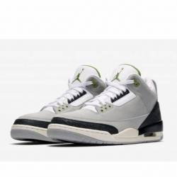 Air jordan 3 retro chlorophyll...