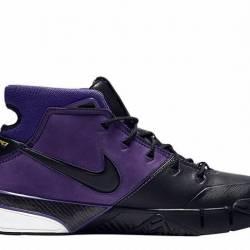 """Nike kobe 1 protro """"purple rei..."""