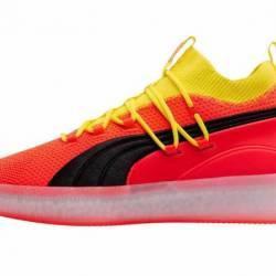Puma clyde court disrupt red b...