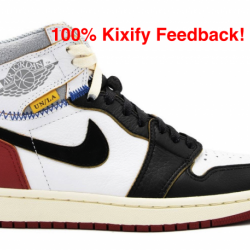 Union x air jordan 1 retro hig...