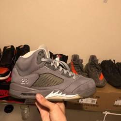 Wolf grey 5's
