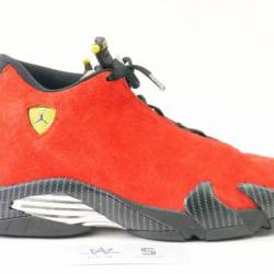 Air jordan 14 retro ferrari sz...