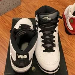 Jordan 2 wing it
