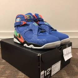 Air jordan 8 doernbecher / sz ...