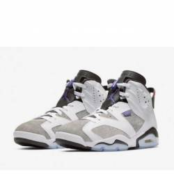 Air jordan 6 retro flint grey ...