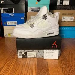 Jordan 4 pure money